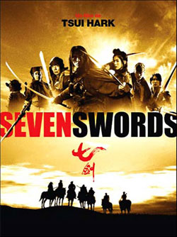 The Weinstein Company has picked up Tsui Hark's SEVEN SWORDS