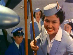 Cathay's AIR HOSTESS