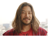 Tadanobu Asano is looking for his Native American grandfather