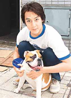 Daniel Wu, hardest-working man in Chinese showbiz