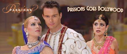 Passions goes Bollywood