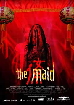 Singapore's first homegrown horror movie, THE MAID