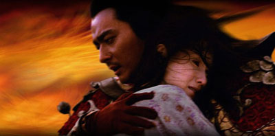 Chen Kaige's movie THE PROMISE has already opened in Chengdu, China