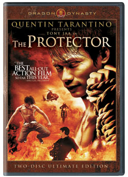 The Protector key art